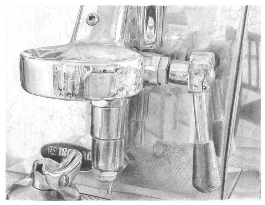 הפוך קטן – Espresso