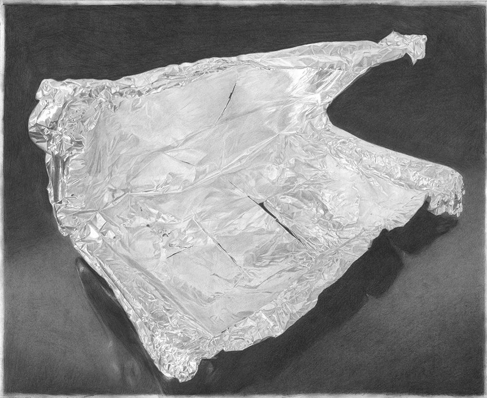 נשל התבנית (רדיד אלומיניום 2) – Aluminium Foil 2