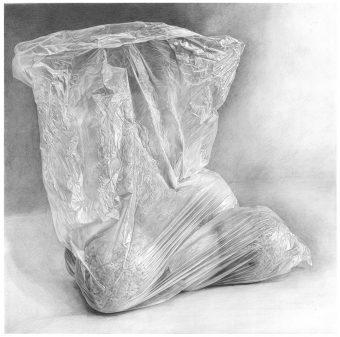 ● שקית ובה תפוזים – Plastic bag with oranges
