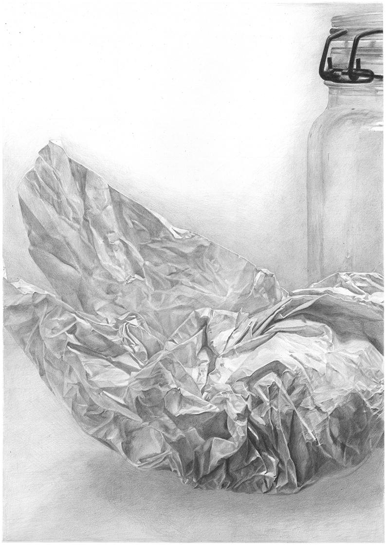 ● עטיפת נייר –  Paper wrap