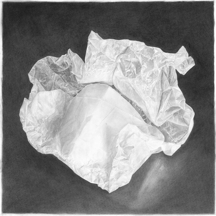 נייר שעווה (עם גבינה) – Wax Paper (with cheese)
