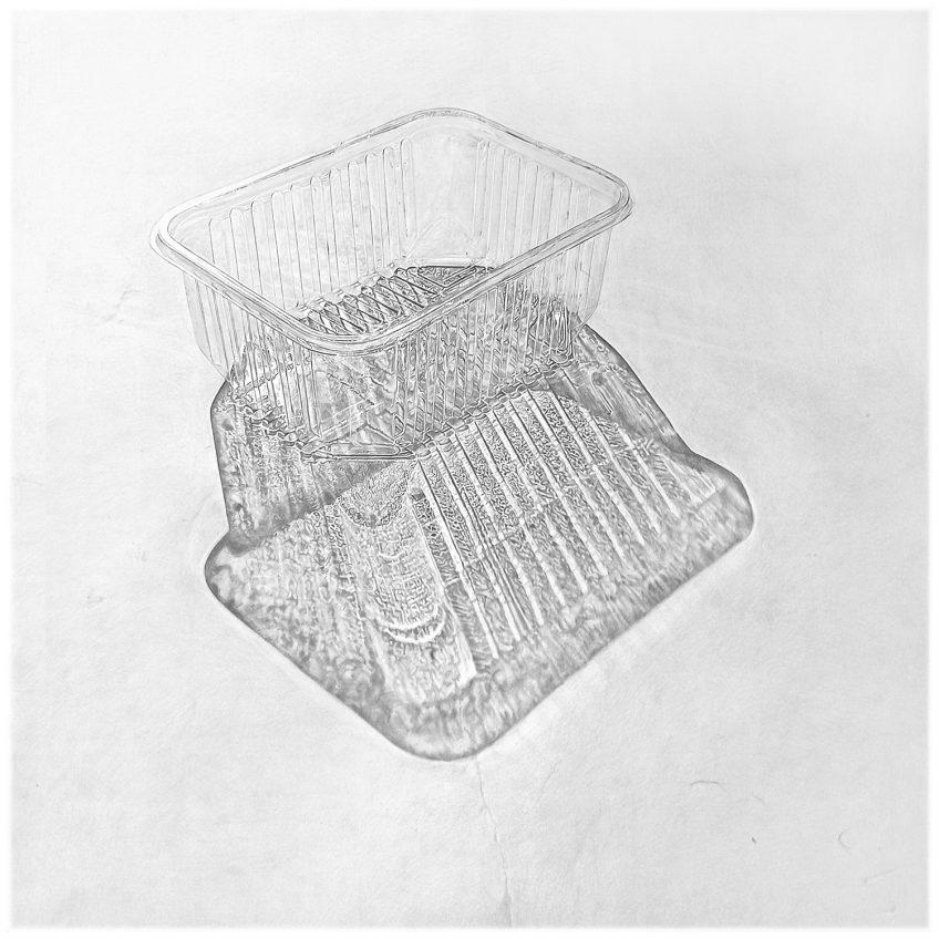 צלפלסטיק – Transparent plastics shadow