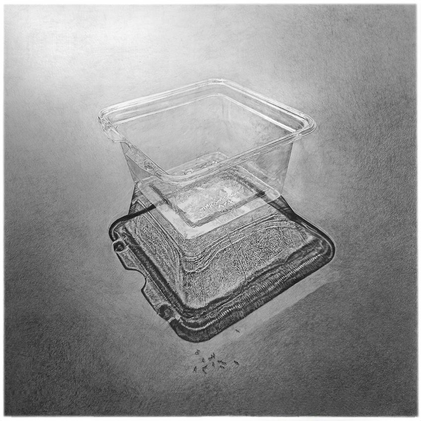 צלפלסטיק 3 Transparent plastics shadow